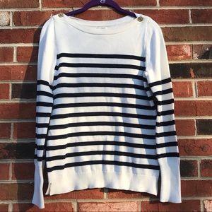 100% cotton J. Crew Sweater